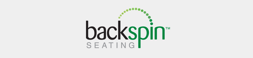 Backspin Seating Logo